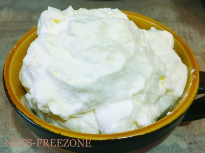 CREMA CHANTILLY ALLA FRANCESE